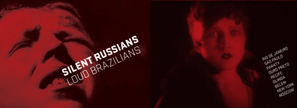 SILENT RUSSIANS | LOUD BRAZILIANS